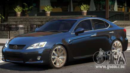 Lexus IS V1.0 pour GTA 4