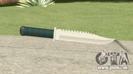 Knife GTA IV für GTA San Andreas