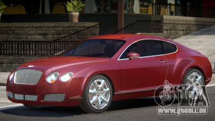 Bentley Continental T pour GTA 4