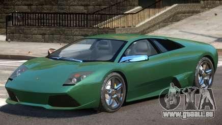 Lamborghini Murcielago Alfa pour GTA 4
