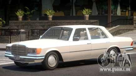 Mercedes Benz W116 für GTA 4