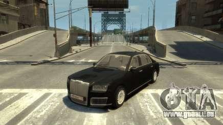 Aurus Senat pour GTA 4