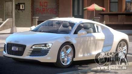 Audi R8 FSI V1 pour GTA 4