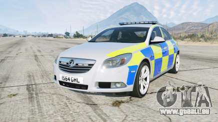 Vauxhall Insignia British Police für GTA 5