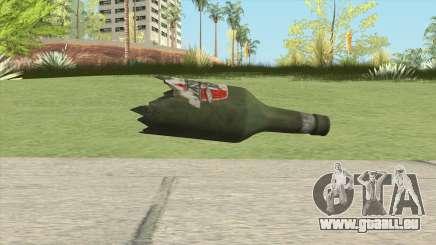 Broken Stronzo Bottle V1 GTA V für GTA San Andreas