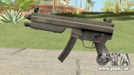 SMG GTA IV pour GTA San Andreas