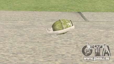 Hand Grenade (RE2 Remake) für GTA San Andreas