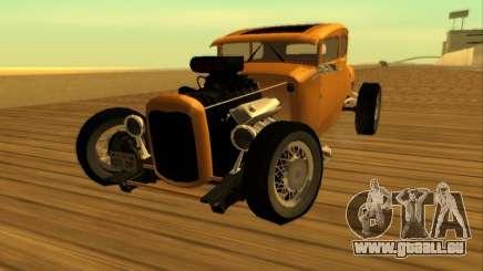 1928 Ford Model A Hot Rod für GTA San Andreas