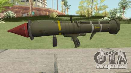 Guided Missile Launcher (Fortnite) pour GTA San Andreas