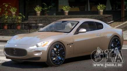 Maserati Grandturismo Y11 pour GTA 4