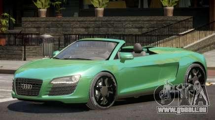 Audi R8 Sport V1 pour GTA 4