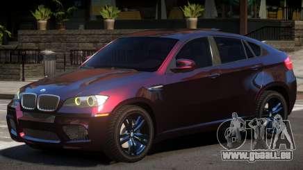BMW X6M Y10 für GTA 4