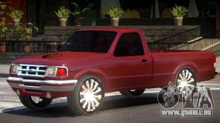 Ford Ranger V1.0 pour GTA 4