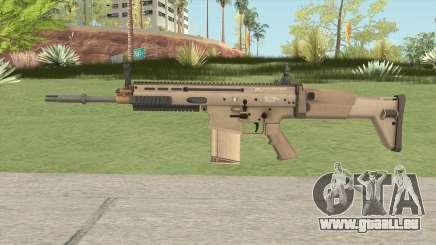 SCAR-H (Battlefield 4) pour GTA San Andreas