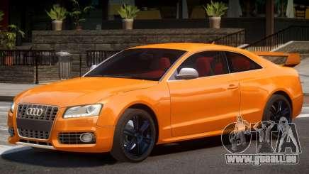 Audi S5 Tuned V1.2 pour GTA 4