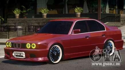 Bmw 535i Custom pour GTA 4