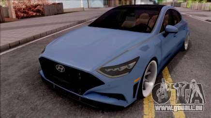 Hyundai Sonata 2020 pour GTA San Andreas
