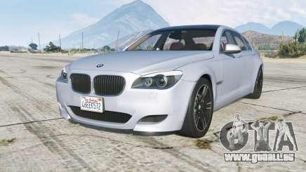 BMW 750Li (F02) 2009 pour GTA 5
