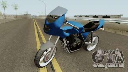 PCJ-600 (Project Bikes) für GTA San Andreas