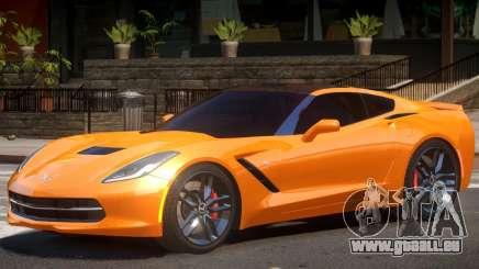 Chevrolet Corvette C7 Z51 pour GTA 4