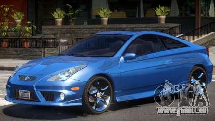 Toyota Celica V1.3 für GTA 4