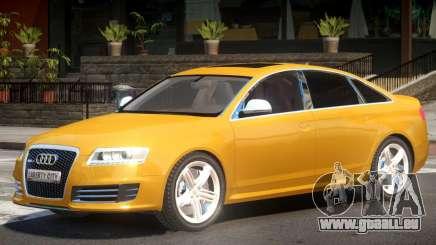 Audi RS6 M7 V1.2 für GTA 4