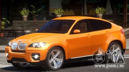 BMW X6 Tun pour GTA 4