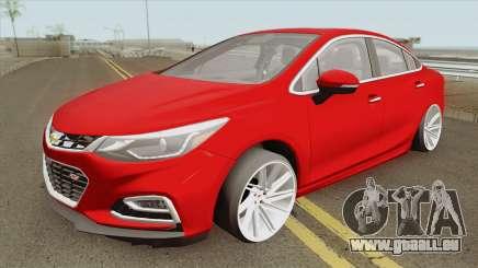Chevrolet Cruze (Stance) 2017 pour GTA San Andreas