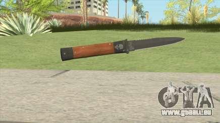 Edinburgh Switchblade (Bodyguard) V1 GTA V pour GTA San Andreas