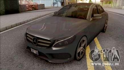 Mercedes-AMG E63 2018 Lowpoly pour GTA San Andreas