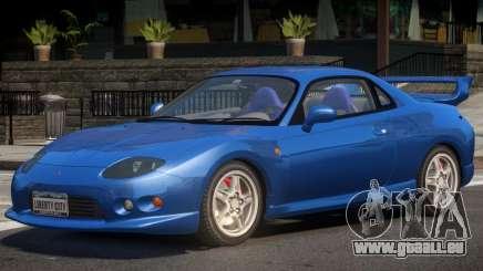 Mitsubishi FTO V1 pour GTA 4