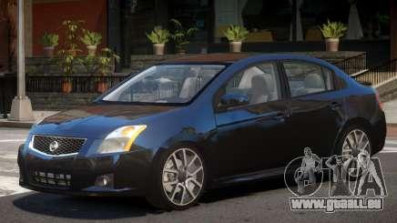 Nissan Sentra V1.0 pour GTA 4