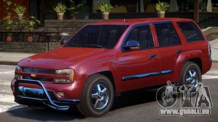 Chevrolet TrailBlazer V1.0 pour GTA 4