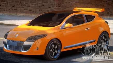 Renault Megane ST Tuned pour GTA 4