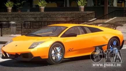Lamborghini Murcielago Y10 pour GTA 4