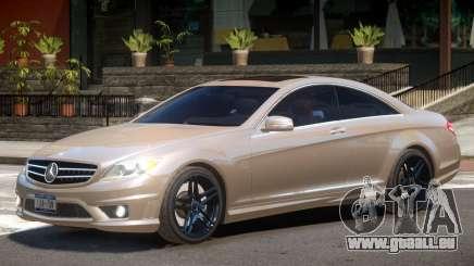 Mercedes Benz CL65 Y10 R2 pour GTA 4