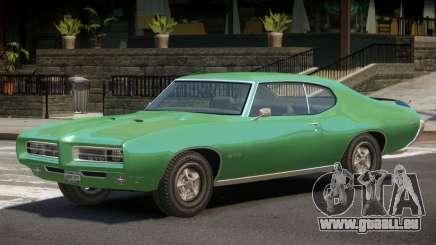 1972 Pontiac GTO V1.2 für GTA 4