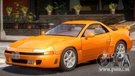 1992 Mitsubishi 3000GT pour GTA 4