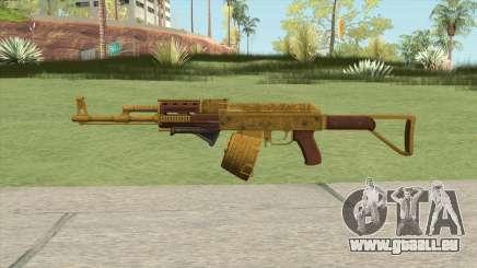 Assault Rifle GTA V Grip (Box Clip) pour GTA San Andreas