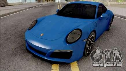 Porsche 911 (991.2) Carrera S 2017 SA Style für GTA San Andreas