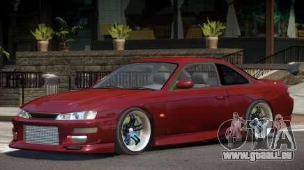 Nissan 240SX GT für GTA 4