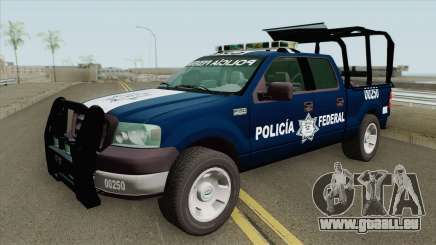 Ford F-150 2008 (Policia Federal) pour GTA San Andreas