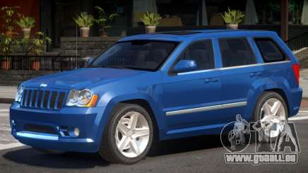 Jeep Grand Cherokee V1.0 für GTA 4