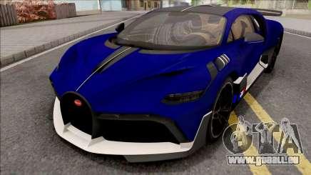 Bugatti Divo 2019 CSR2 110 Ans Bugatti pour GTA San Andreas