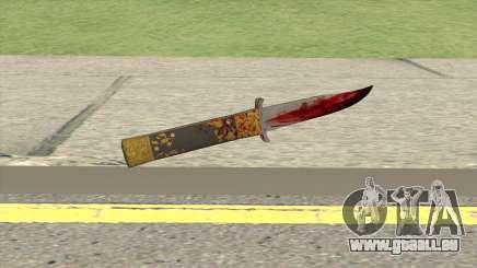 Edinburgh Switchblade (VIP) V3 GTA V pour GTA San Andreas