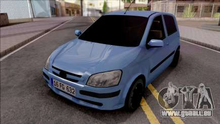Hyundai Getz Sound Car für GTA San Andreas