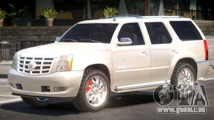 Cadillac Escalade 1.0 pour GTA 4