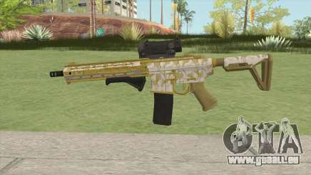 Carbine Rifle GTA V (Pixeled) für GTA San Andreas