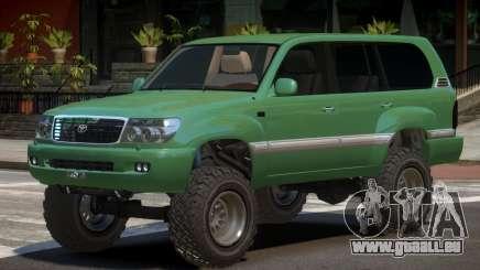 Toyota Land Cruiser 100 V1.1 für GTA 4