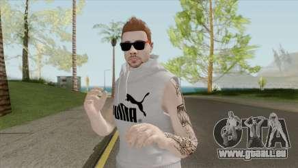GTA Online Skin Random Male V1 pour GTA San Andreas